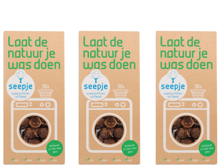 Seepje Green tingle bundle