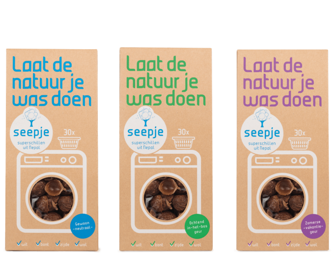 'Best of Seepje shells' bundle